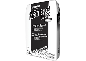 Mapei 4 to 1 Mud Bed Mix