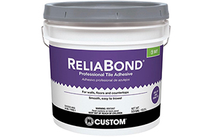 ReliaBond Ceramic Tile Adhesive